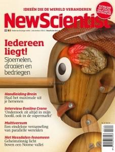 In New Scientist van december spreekt Eveline Crone uitgebreid over haar onderzoek naar het puberbrein