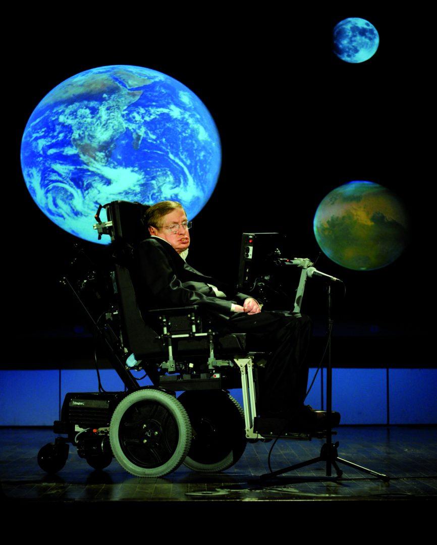 Tijd Voor De Allerlaatste Antwoorden Van Stephen Hawking