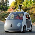 De auto heeft een lief gezichtje. Bron: Google