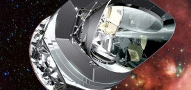 De Planck-ruimtetelescoop kan uitsluitsel bieden over de discussie. Bron: Planck