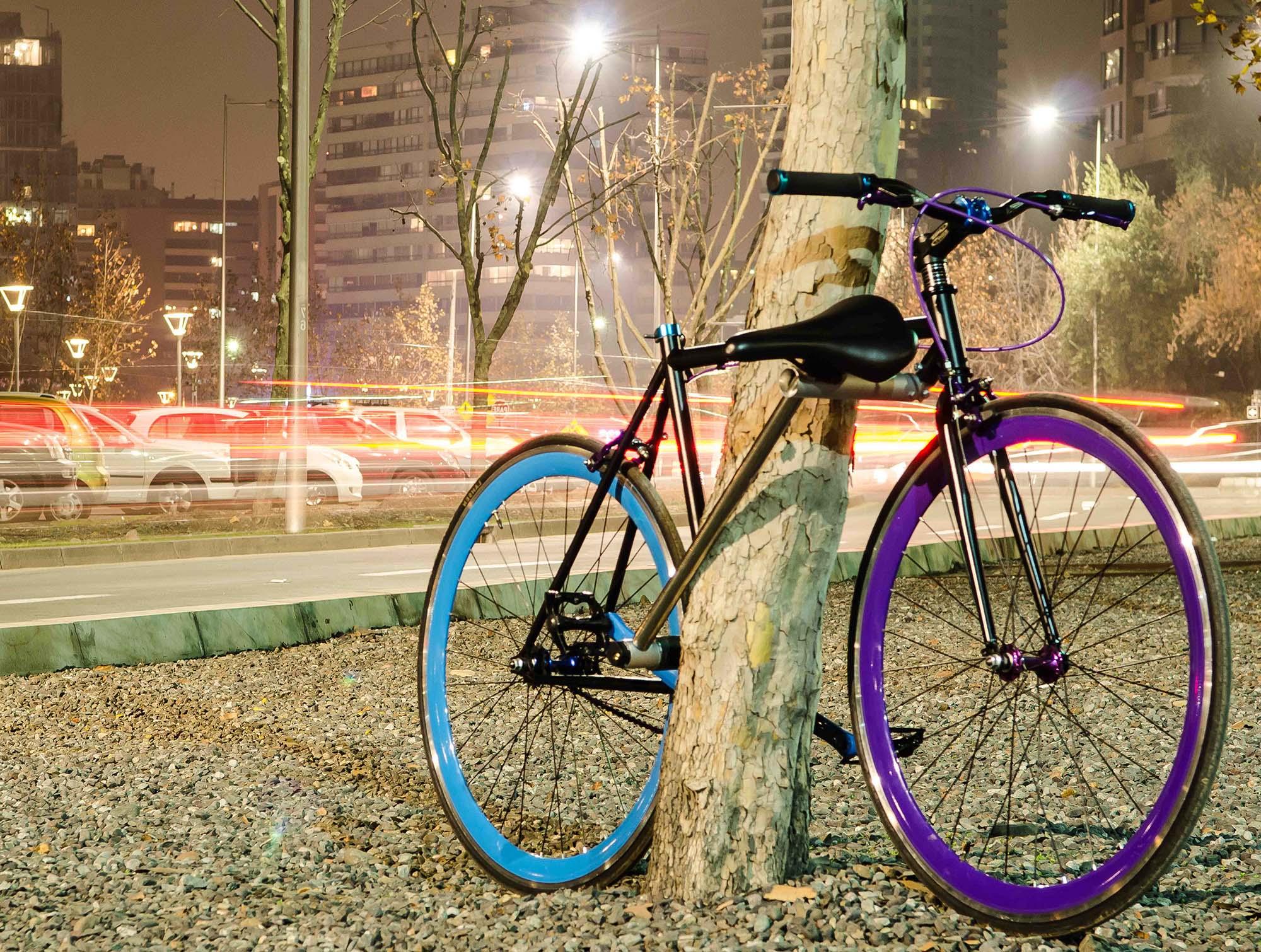 Zou de unstealable bike ook geschikt zijn voor de Nederlandse markt? Bron: Yerka project