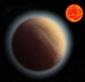GJ1132b-exoplaneet-atmosfeer