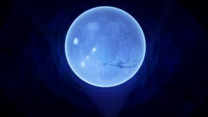 Of het universum een hologram is, is nog onzeker. Maar in deze afbeelding is Mars het zeker wel. Beeld: Kevin Gill