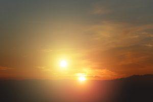 zon-zonnen-twee-dubbelster