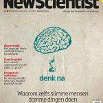 Cover New Scientist #1 - 23 mei 2013 - ontwerp van Céline Lamée van Lava