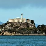 Alcatraz. Bron: Wikimedia Commons/D. Ramey Logan