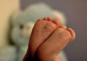 Babyvoetjes. Foto: gabi menashe, flickr, CC2.0