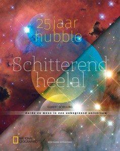 Leestip: Schitterend heelal van Govert Schilling, naar aanleiding van het 25-jarig bestaan van de Hubble-telescoop. Bestel het boek in onze webshop!