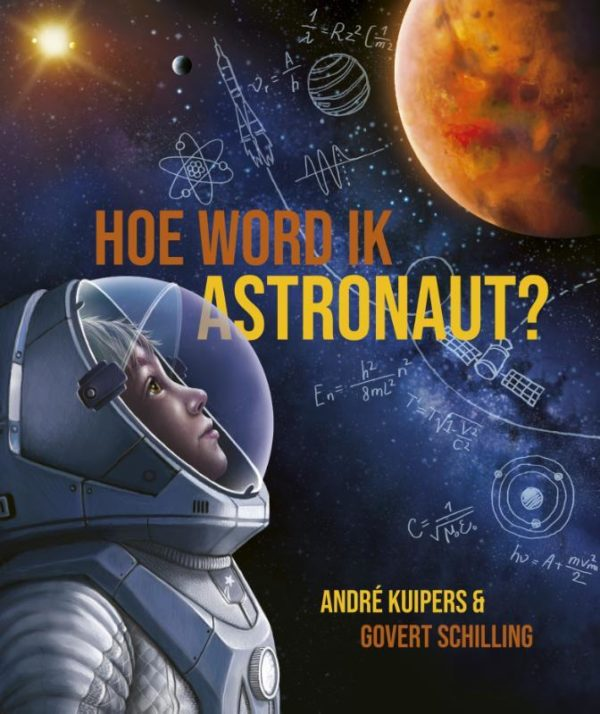 hoe word ik astronaut