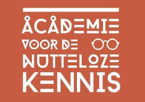 Dit is een bericht van de academie voor de nutteloze kennis. Volg hen ook op Facebook en Twitter.