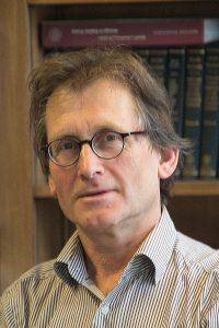 De nieuwe Nederlandse Nobelprijswinnaar Ben Feringa.