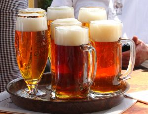 Gistevolutie heeft ervoor gezorgd dat wij een grote verscheidenheid aan biertjes kunnen kiezen. Beeld: Benreis