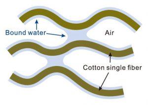 Bound water