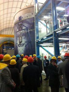 Feestelijke opening Xenon1T-experiment in Gran Sasso