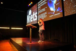 New Scientist niets evenement George van Hal