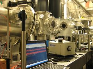 De tabletop deeltjesversneller Bron: universiteit van Texas