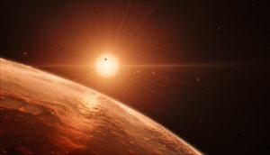 Dwergster TRAPPIST-1