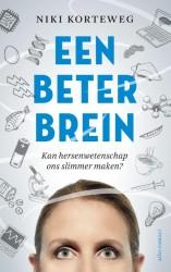 LEESTIP. Kan hersenwetenschap ons slimmer maken? Bestel 'Een beter brein' van Niki Korteweg in onze webshop.