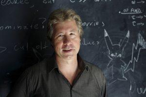 Gaat Erik Verlinde de complete natuurkunde overhoop gooien? Foto: Bob Bronshoff