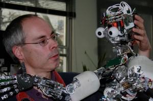 Robotonderzoeker Murray Shanahan.