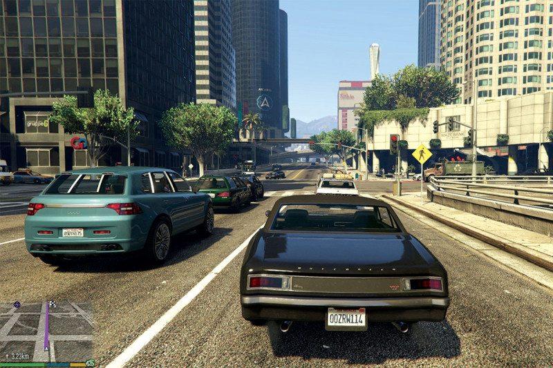 Computer Behaalt Rijexamen Dankzij Grand Theft Auto New