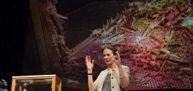 Louise Fresco vertelt op het Gala van de Wetenschap over de voeding van morgen