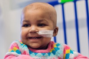 Beeld: Sharon Lees/Great Ormand Street Hospital