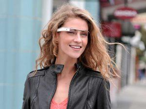 Google Glass opent