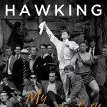 De cover van My Brief History, een boek van Stephen Hawking.