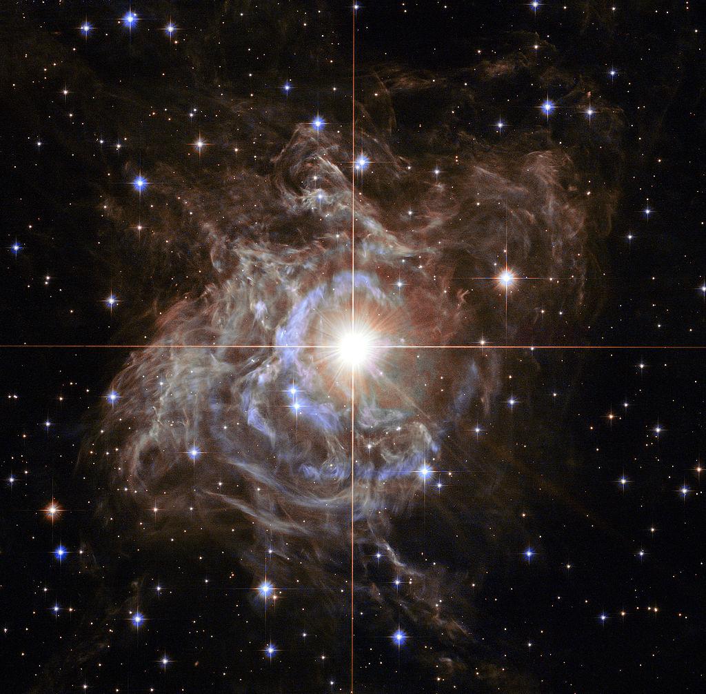 Hubble-meting uitdijing heelal wijst misschien op nieuwe natuurkunde