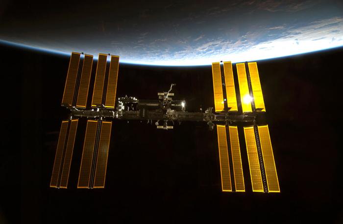 Kijk live mee met het ruimtestation ISS - New Scientist