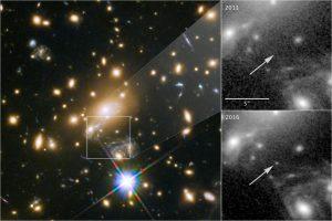 Icarus door Hubble
