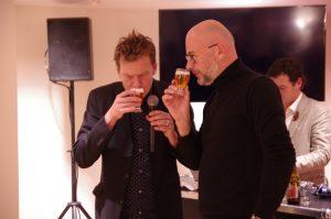Hoofdredacteur interviewde Michel Ordeman van Brouwerij Jopen
