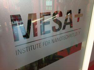 Bezoek aan MESA+