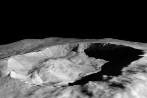 Juling-krater op Ceres