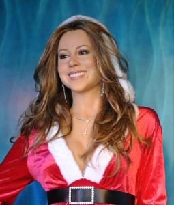 Nieuwe versie van Mariah Carey's kersthit houdt je hersenen voor de gek. Foto: Loco Steve
