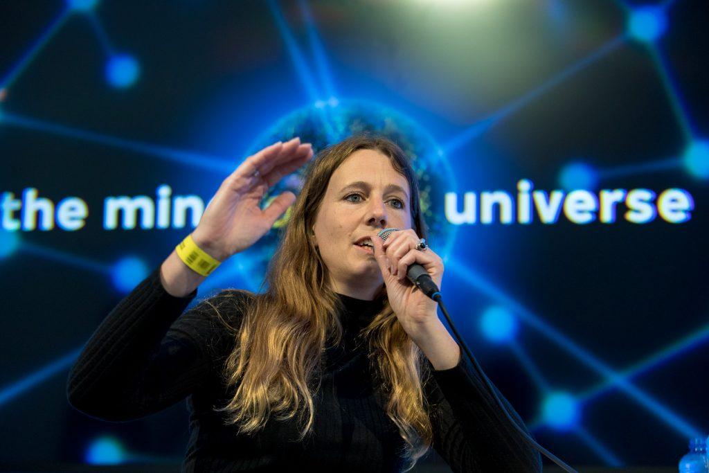 Marisk van Steensel op Lowlands