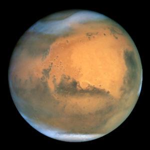 Mars. Bron: NASA