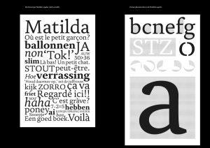 Matilda - kenmerken - Ann Bessemans
