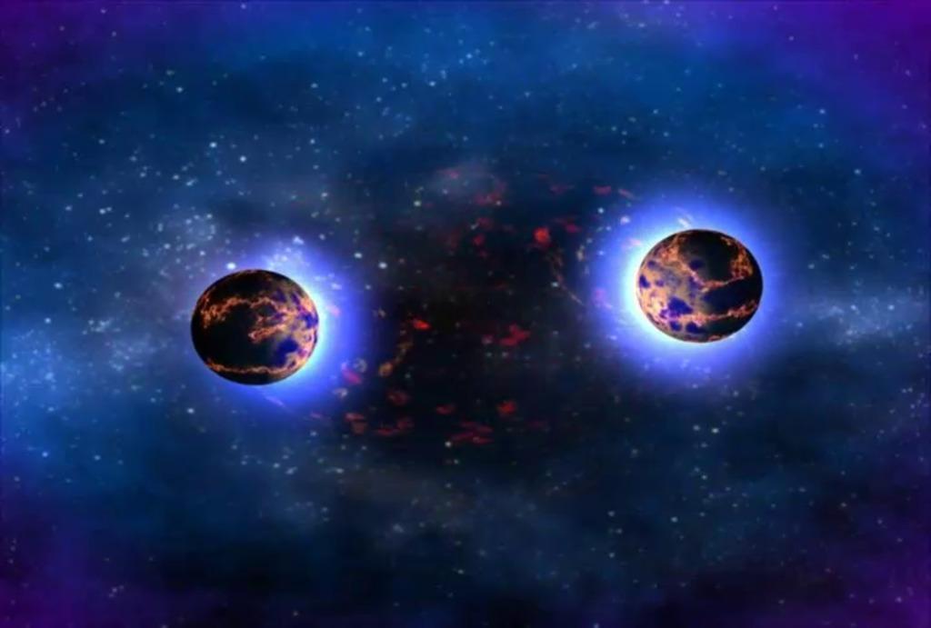 Nieuwe zwaartekrachtsgolf kan raadsels van de ruimtetijd ophelderen