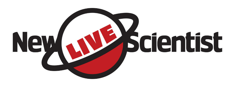 Logo New Scientist Live