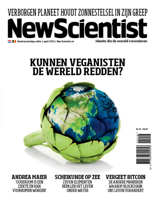 New Scientist nummer 54