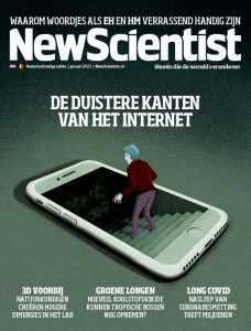 New Scientist 84 januari 2021