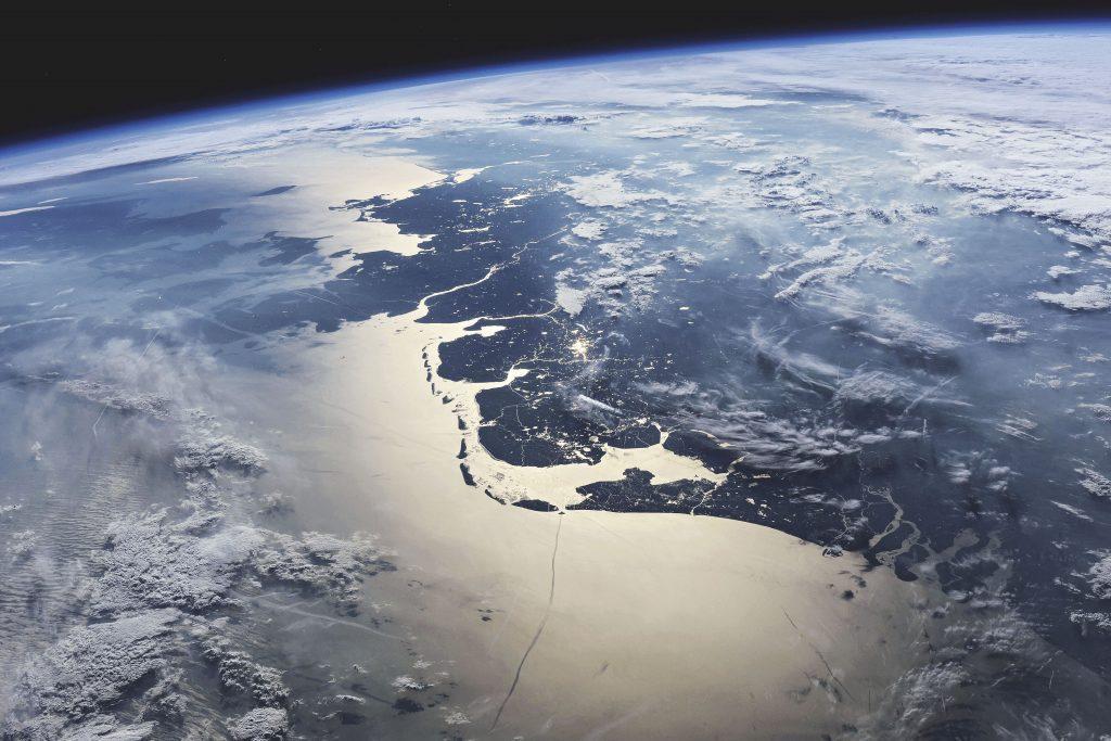 Blik van boven Van Zeeland tot Letland