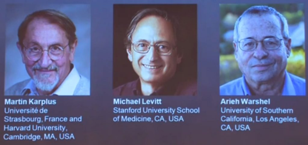 De Nobelprijswinnaars. Bron: Nobelprize.org
