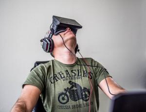 Virtual reality met de Oculus Rift