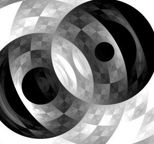 Parallelle universa. Beeld: Martina Rathgens