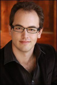 Gabriel Wyner, auteur van De Taalhacker. Foto: Michael Helms