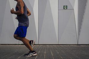 Hardlopen is een signaal voor aantrekkelijke eigenschappen in een man. Foto: Raúl González