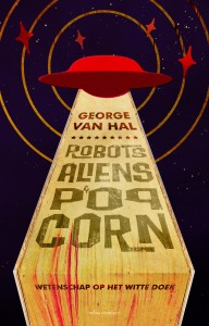 LEESTIP - In Robots, aliens & popcorn ... Bestel nu in onze webshop
